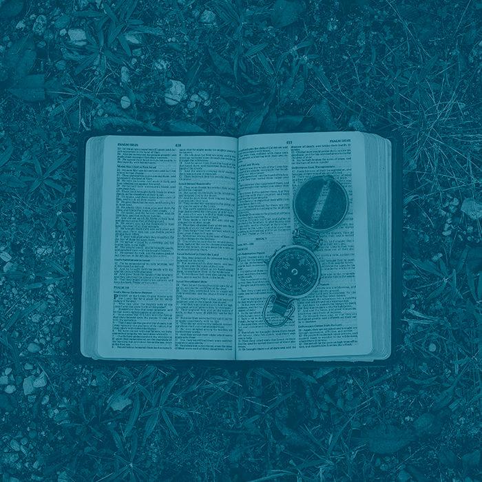 Bible-compass