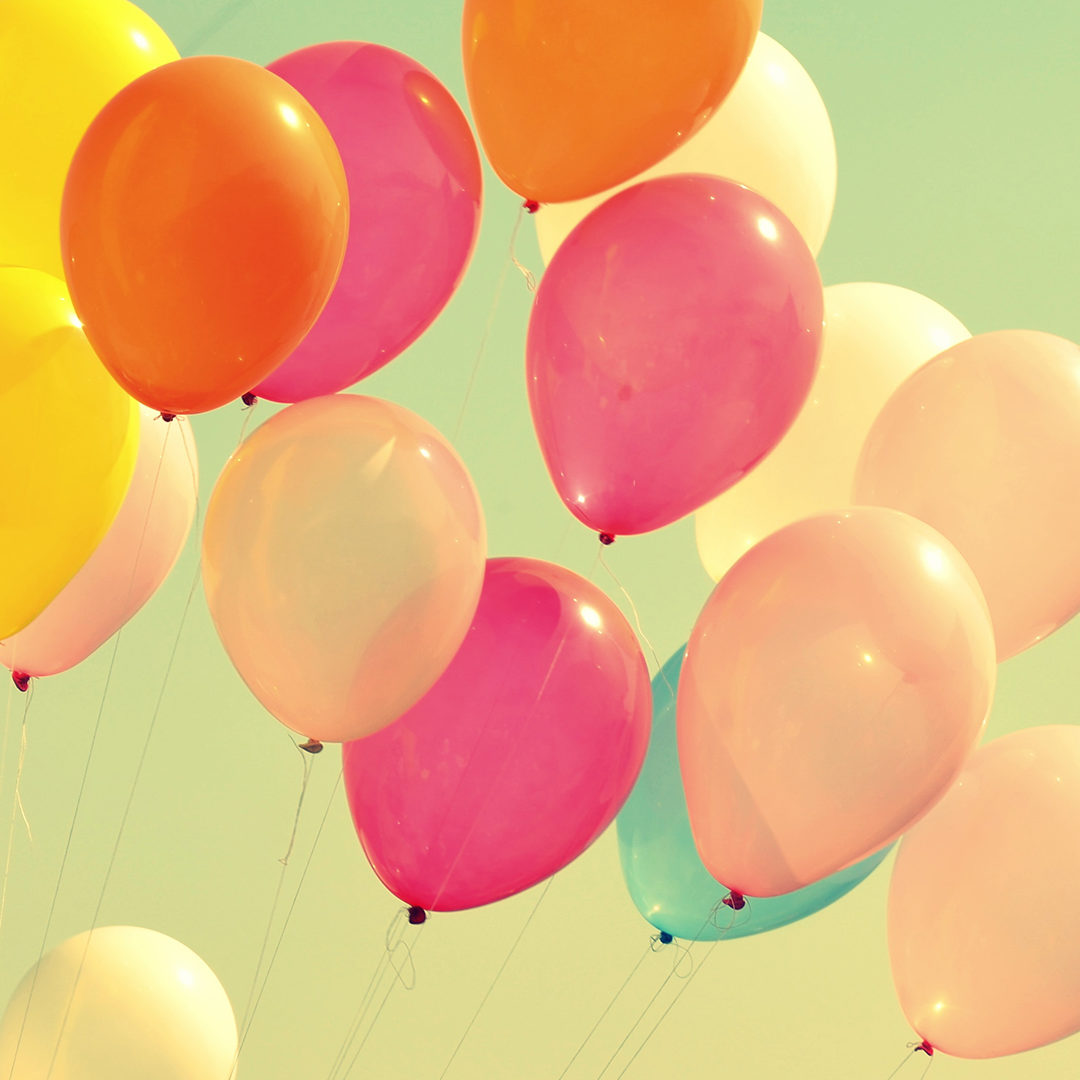 Bright-Colored-Balloons