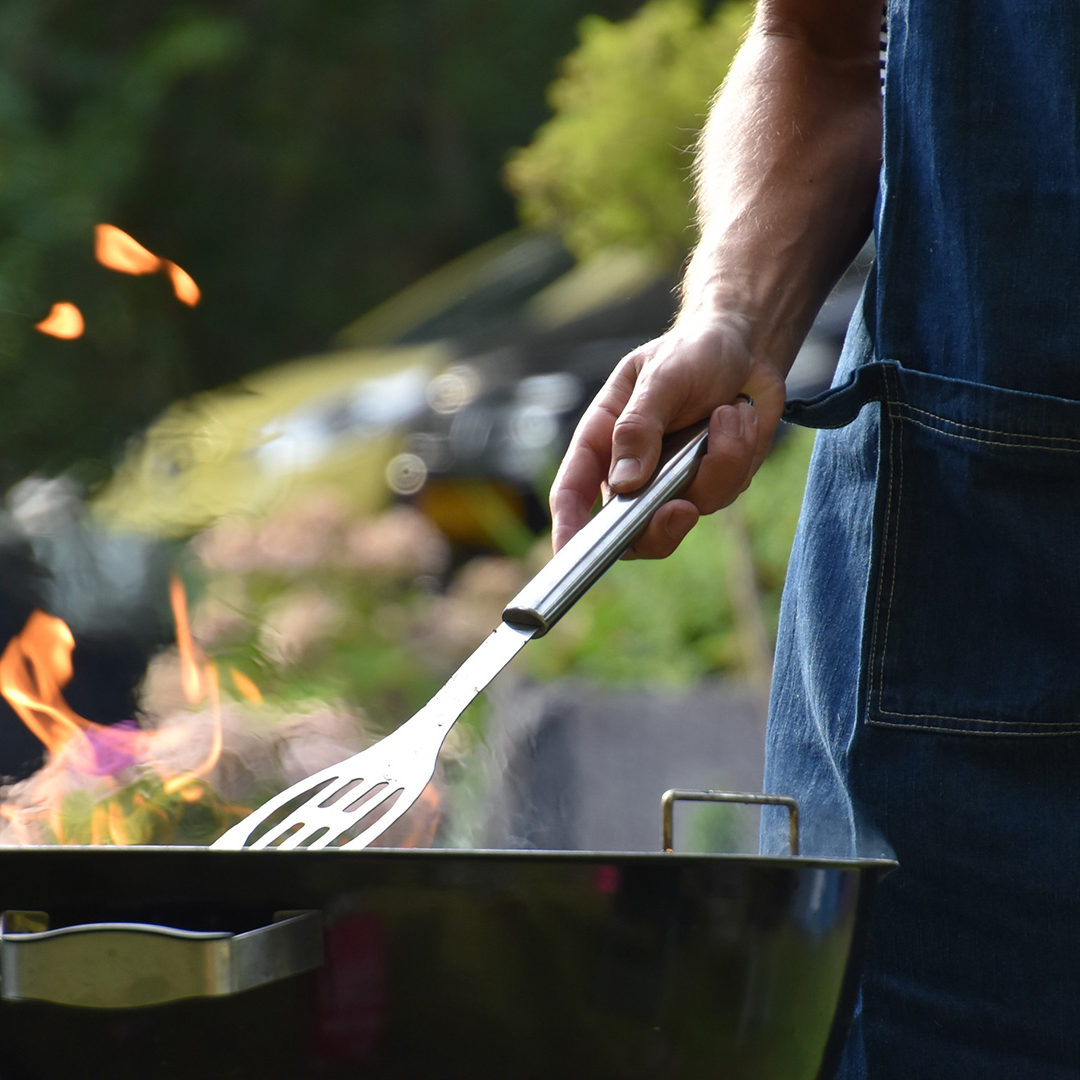 man-grilling-outdoor