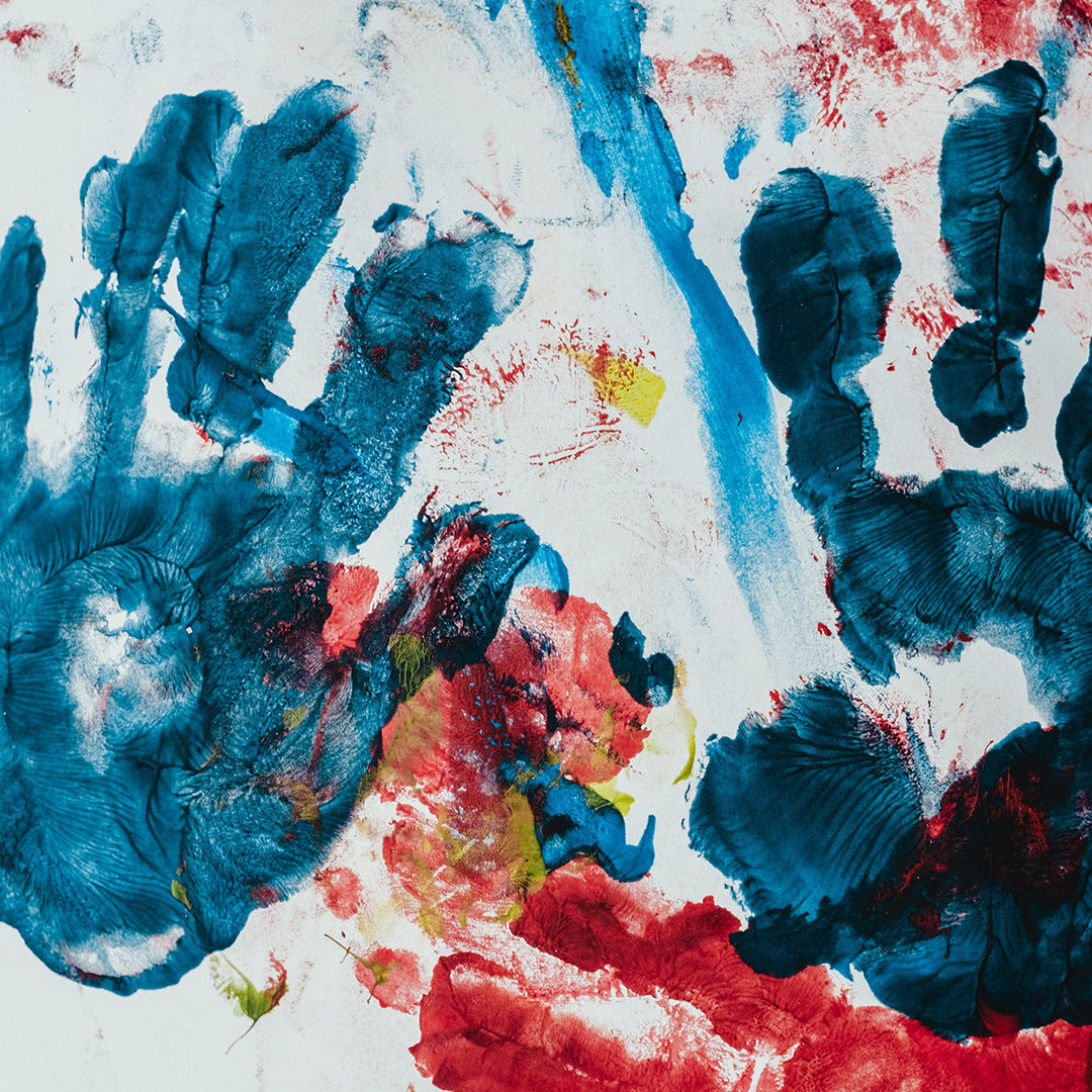 painting-of-handprints