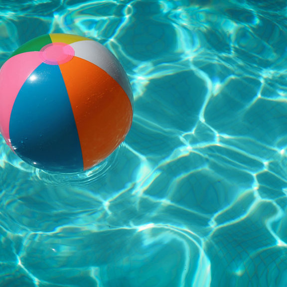 white-and-multicolored-beach-ball